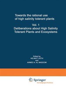 Towards the rational use of high salinity tolerant plants