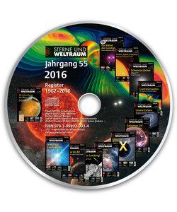 Sterne und Weltraum CD-ROM 2016