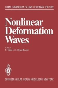 Nonlinear Deformation Waves