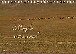Mongolei - weites Land