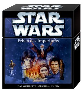 Star Wars Box 1 - Erben des Imperiums (4 CD)