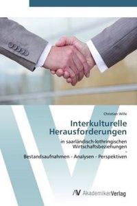 Interkulturelle Herausforderungen