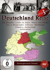 Unvergessene Zeiten: Deutschland Reise