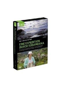 Eine Expedition durch Südamerika, 2 DVDs