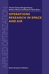 Operations Research in Space and Air