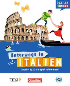 Lextra junior Italienisch Selbstlernbuch