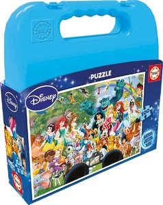 Disneys Welt (Kinderpuzzle)