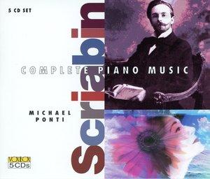 Die Klavierwerke (ohne Sonaten)