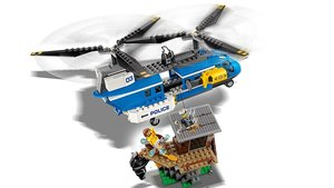 LEGO® City 60173 - Bergpolizei Festnahme in den Bergen