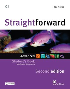 Straightforward Second Edition. Advanced. Package