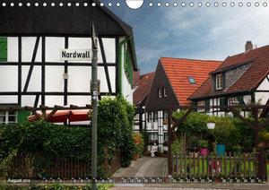 Westerholter Dorfansichten (Wandkalender 2019 DIN A4 quer)