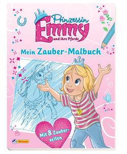 Prinzessin Emmy: Mein Zauber-Malbuch