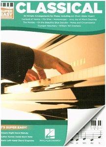Classical - Super Easy Songbook (Piano Songbook)