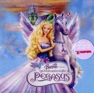 Barbie und der geheimnisvolle Pegasus, 1 Audio-CD
