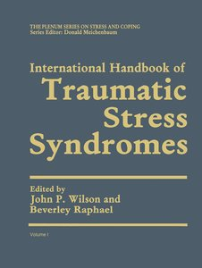 International Handbook of Traumatic Stress Syndromes