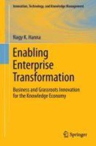 Enabling Enterprise Transformation