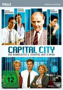 Capital City, Staffel 2