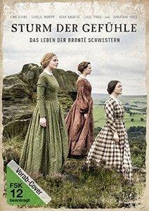 Sturm der Gefühle - Das Leben der Brontë Schwestern, 1 DVD