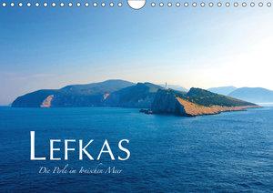 Lefkas - Die Perle im Ionischen Meer (Wandkalender 2019 DIN A4 q