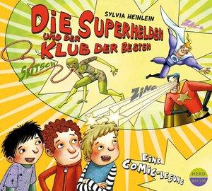 Die Superhelden und der Klub der Ersten