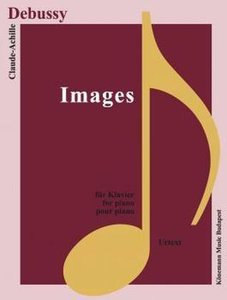 Debussy, Images