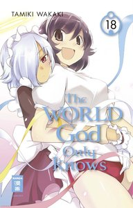 The World God Only Knows 18