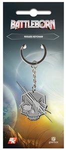 Battleborn - Metall-Schlüsselanhänger Rogues