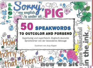 50 Speakwords to outcolour and forsend