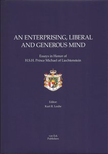 An enterprising, liberal and generous mind