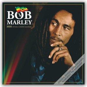 Bob Marley 2020 - 18-Monatskalender