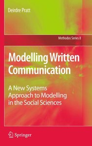 Modelling Written Communication