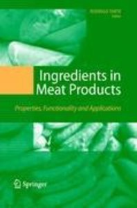 Ingredients in Meat Products