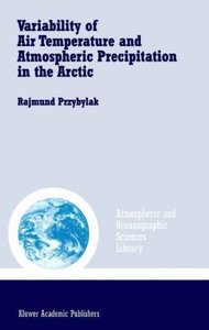 Variability of Air Temperature and Atmospheric Precipitation in