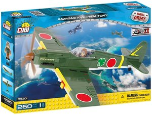 Cobi 5520 - Small Army, Kawasaki KI-61-I Hien Tony, Einsitzer-J