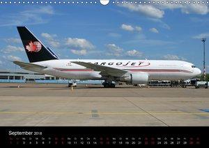 Airliner in Köln
