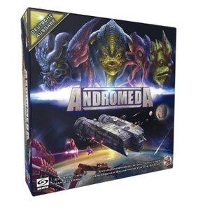 Andromeda (Spiel), deutsche Ausgabe
