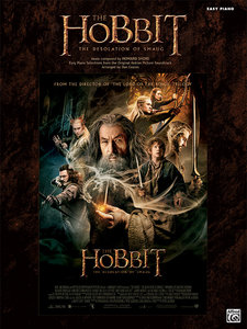 The Hobbit -- The Desolation of Smaug: Easy Piano Selections fro