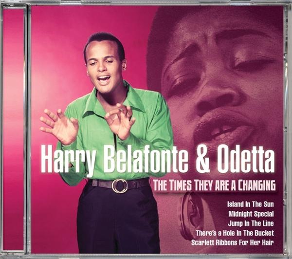 Harry Belafonte & Odetta - zum Schließen ins Bild klicken