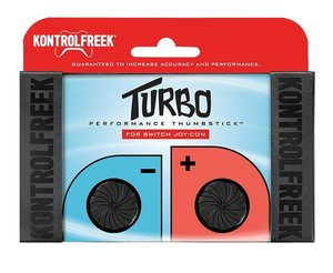 KontrolFreek Turbo Performance, Thumb Stick Kappen, für Nintendo