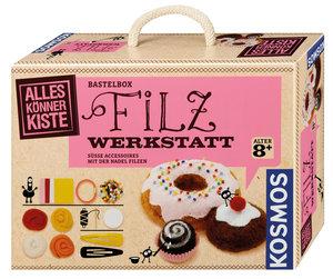 Bastelbox Filzwerkstatt