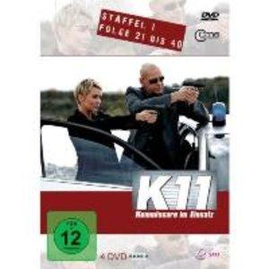 K11 - Staffel 1, Folge 21 bis 40