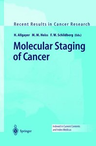 Molecular Staging of Cancer