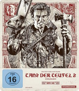 Tanz der Teufel 2, 1 Blu-ray (Uncut, Collector\'s Steelbook Edit