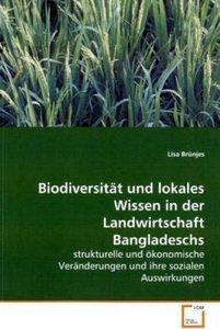 Biodiversität und lokales Wissen in derLandwirtschaft Bangladesc