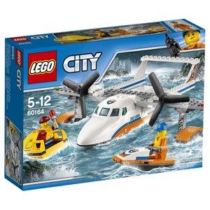 LEGO® City 60164 - Rettungsflugzeug