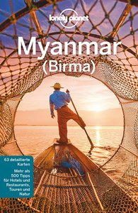 Lonely Planet Reiseführer Myanmar