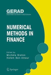 Numerical Methods in Finance