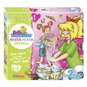 """Bibi Blocksberg Box - """"Hexen hexen überall"""" Vol. 1 - die Hexenkü"""