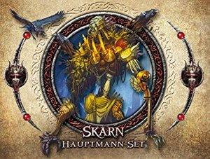 Asmodee FFGD1324 - Descent 2. Edition: Skarn Hauptmann-Set, Erwe