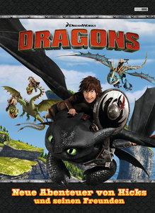 Dragons: Neue Abenteuer mit Hicks und seinen Freunden